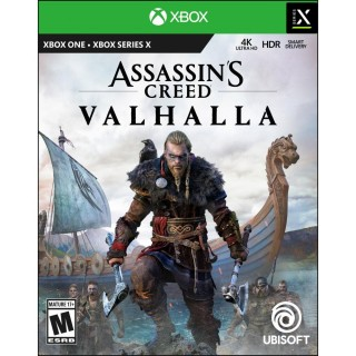 Assassin's Creed Valhalla Xbox Series X S Xbox One Standard Edition
