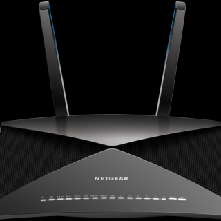 NETGEAR Nighthawk X10 Smart WiFi Router (R9000-100NAS) - AD7200 Wireless Speed (up to 7200 Mbps) for 60Ghz WiFi Devices