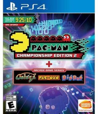 Pac-Man Championship Edition 2 + Arcade Game Series Bandai/Namco PlayStation 4 722674121125