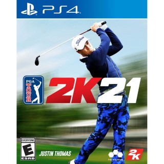 PGA Tour 2K21 2K PlayStation 4 710425576720