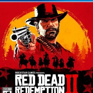 Red Dead Redemption 2 Rockstar Games PlayStation 4