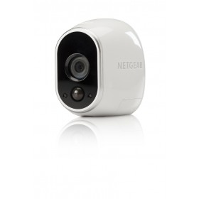 Arlo 720P HD Add-on Security Camera VMC3030 - 1 Wire-Free Battery Camera with Indoor/Outdoor Night Vision Motion Detection (Base Station Not Included)