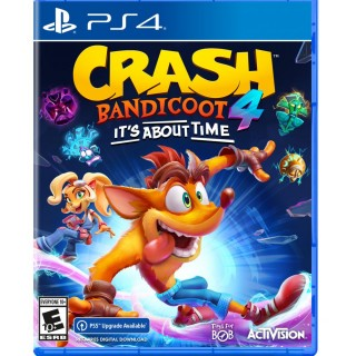 Crash Bandicoot 4 It's About Time Activision PlayStation 4