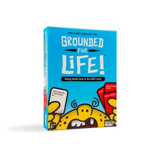 Grounded For Life – The Ultimate Family Card Game – by What Do You Meme? Family