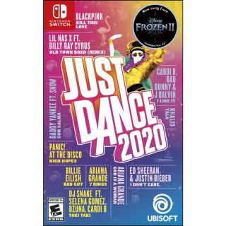 Just Dance 2020 Ubisoft Nintendo Switch 887256090920