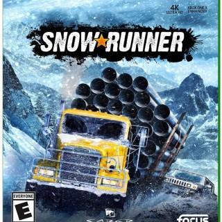 Snowrunner Maximum Games Xbox One