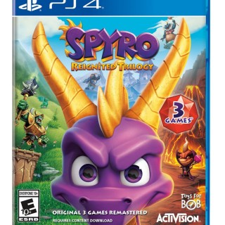 Spyro Reignited Trilogy Activision PlayStation 4 047875882379